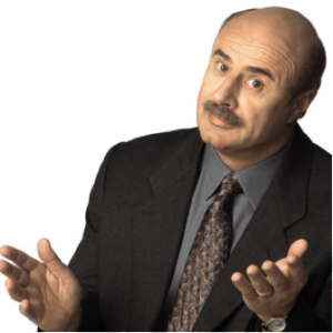 Dr Phil on big data