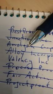 Valency Name Ideas