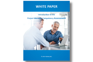 White Paper – Introduction to the Project Manager Competency Assessment