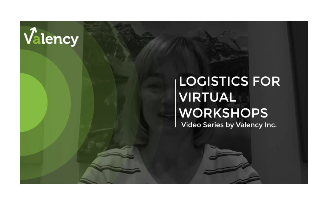 Managing Logistics for Virtual Workshops