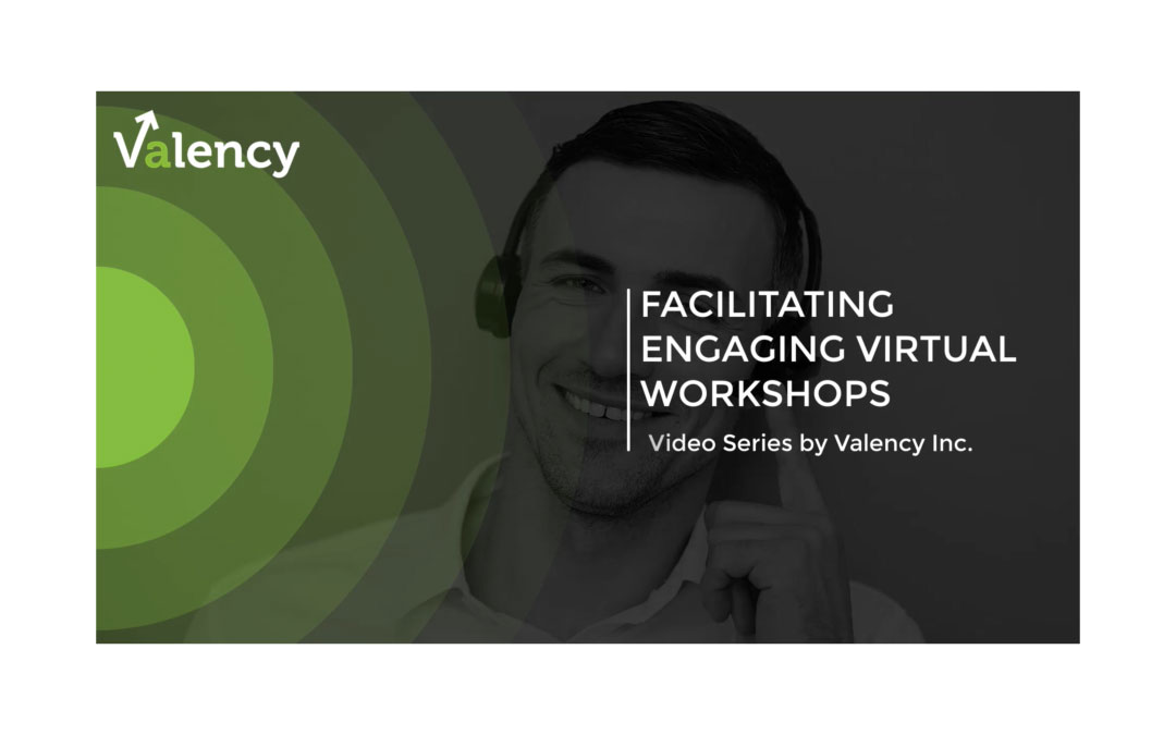 Facilitating Engaging Virtual Workshops
