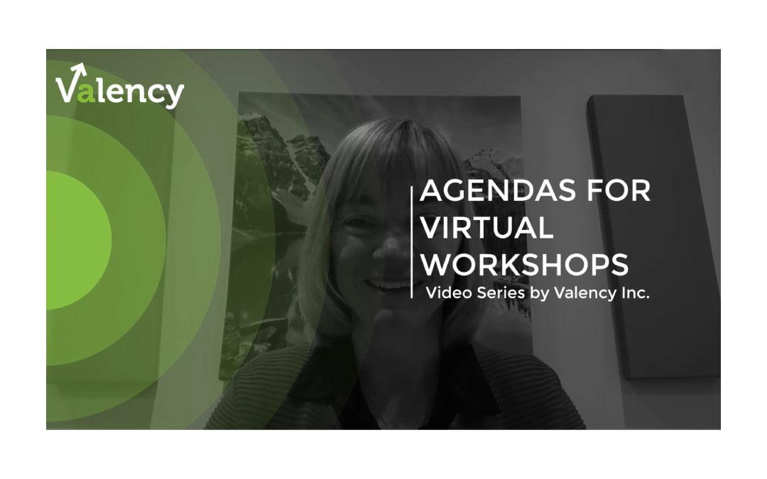 Virtual-Friendly Meeting Agendas