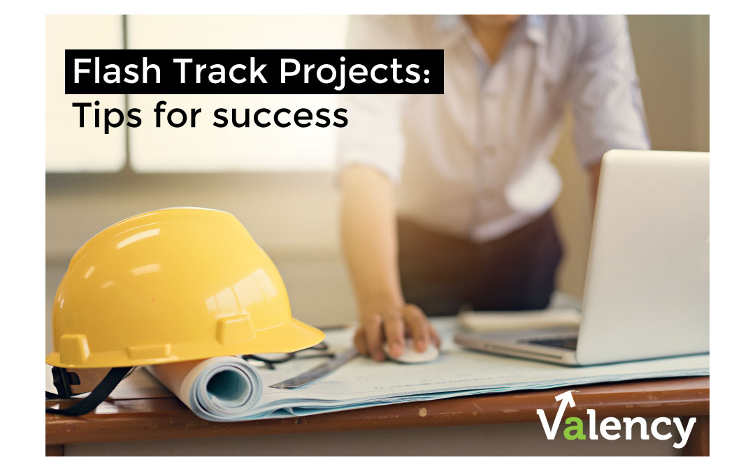Tips for Delivering Successful Flash Track Projects